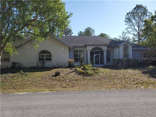 Photo of 14 TALL MARIGOLDS COURT, HOMOSASSA, FL 34446 (MLS # T3235872)