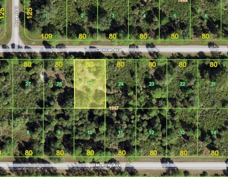 Photo of 12141 COCHRAN AVENUE, PORT CHARLOTTE, FL 33981 (MLS # D6113872)