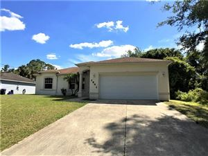 Photo of 2867 WELLS AVENUE, NORTH PORT, FL 34286 (MLS # C7414873)