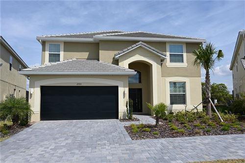 Photo of 2553 SHANTI DRIVE, KISSIMMEE, FL 34746 (MLS # O5938873)