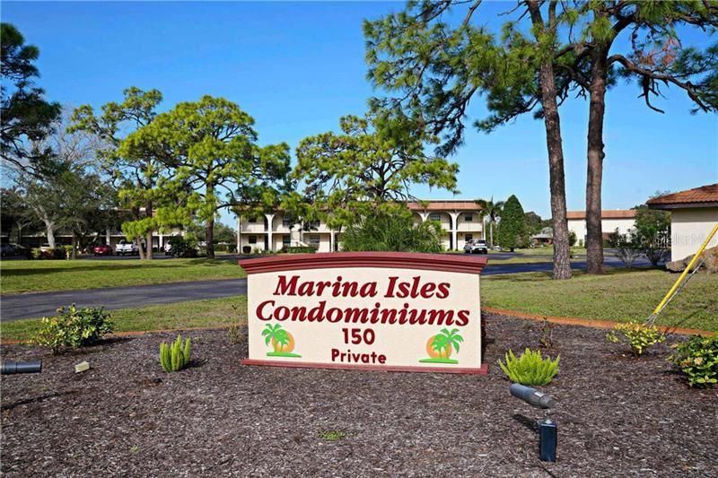 Photo of 150 ENGLEWOOD ISLES PARKWAY #108, ENGLEWOOD, FL 34223 (MLS # D6115875)
