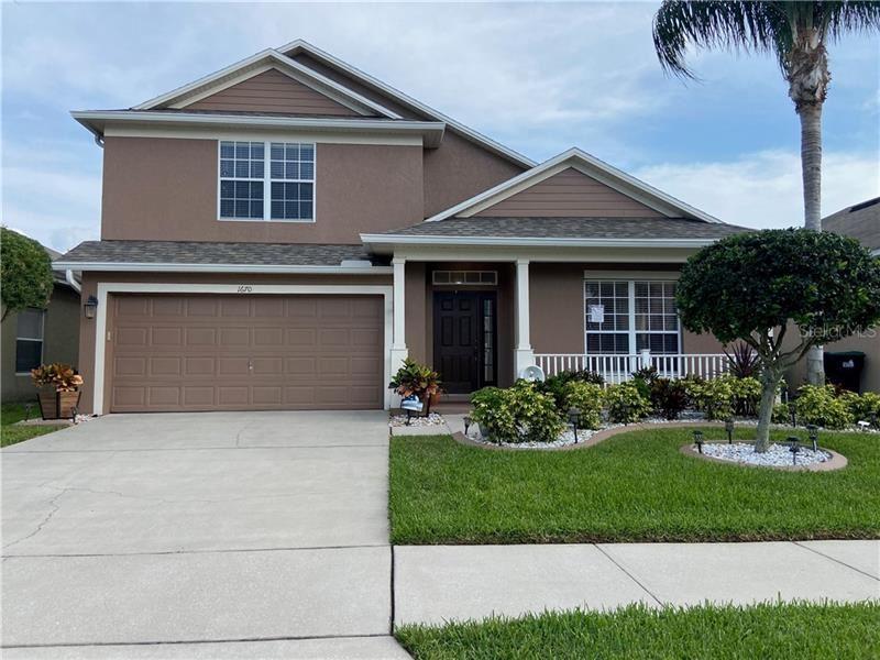 1670 CANOE CREEK FALLS DRIVE, Orlando, FL 32824 - MLS#: G5029875