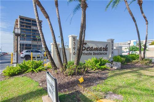 Photo of 5396 GULF BOULEVARD #1007, ST PETE BEACH, FL 33706 (MLS # U8104876)