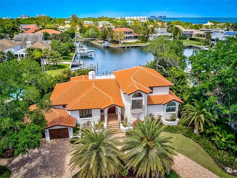 Photo for 511 HARBOR POINT ROAD, LONGBOAT KEY, FL 34228 (MLS # A4431877)