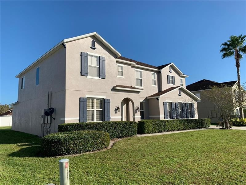 Photo of 313 COUNTRY COTTAGE LANE, WINTER GARDEN, FL 34787 (MLS # S5037878)