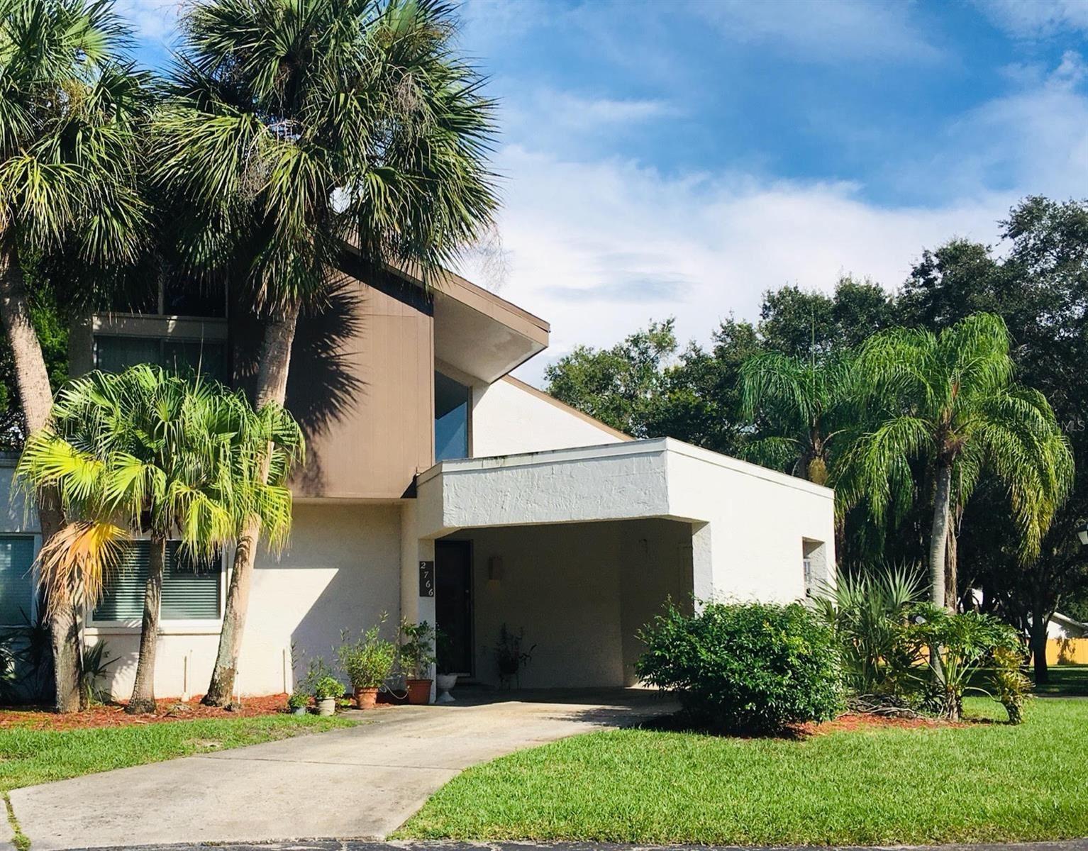 2766 HAVERHILL COURT #42C, Clearwater, FL 33761 - MLS#: U8136878