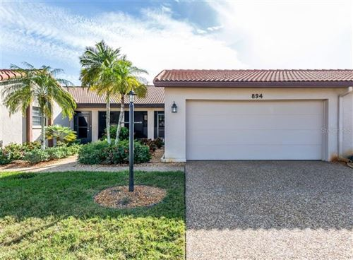 Photo of 894 COUNTRY CLUB CIRCLE #49, VENICE, FL 34293 (MLS # A4457879)