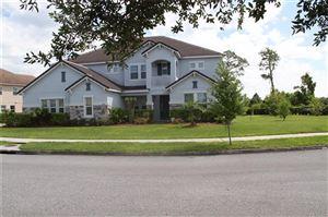 Photo of 7449 LAKE ALBERT DRIVE, WINDERMERE, FL 34786 (MLS # S5022879)