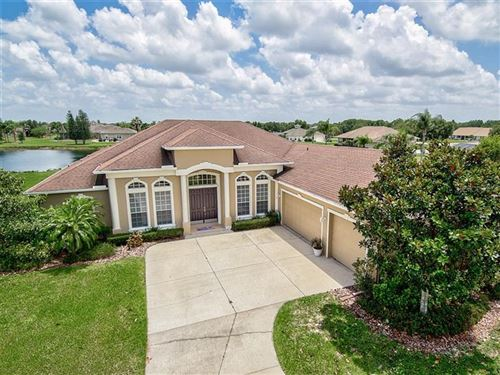 Photo of 4908 FAWN LAKE PLACE, PARRISH, FL 34219 (MLS # T3244879)