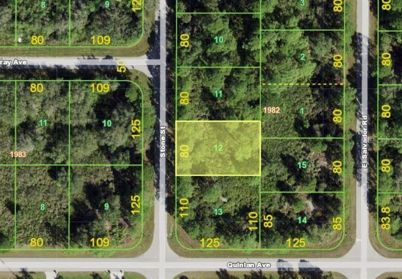 Photo of 3262 STONE STREET, PORT CHARLOTTE, FL 33981 (MLS # D6113879)