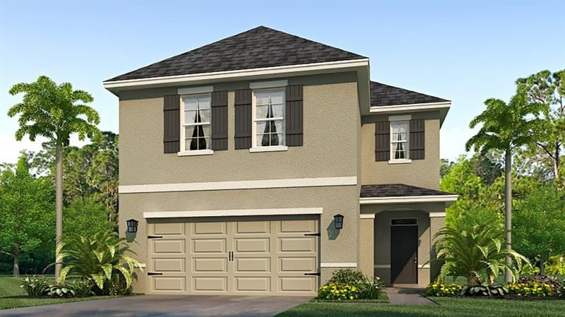 3830 WILLOW BRANCH PLACE, Palmetto, FL 34221 - #: T3243879
