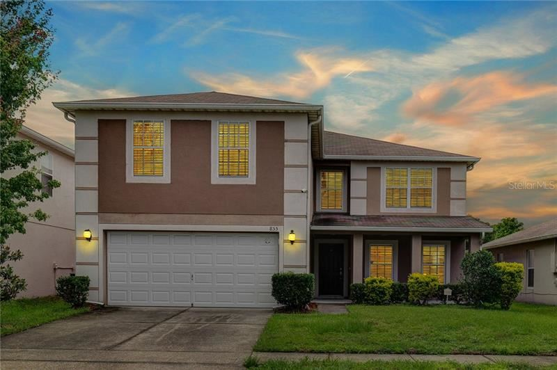 855 FLOWER FIELDS LANE, Orlando, FL 32824 - MLS#: O5874880