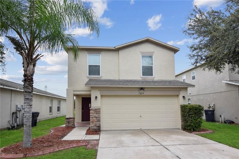 7829 CARRIAGE POINTE DRIVE, Gibsonton, FL 33534 - MLS#: T3255880