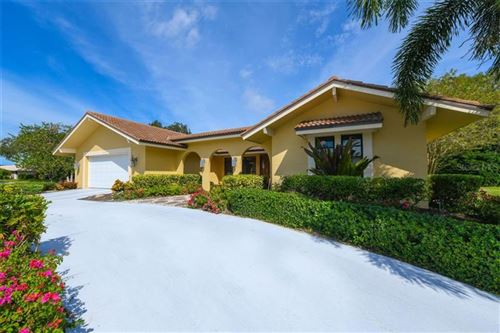 Photo of 432 YACHT HARBOR DRIVE, OSPREY, FL 34229 (MLS # A4450881)