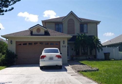 Photo of 322 PLUMWOOD CIRCLE, KISSIMMEE, FL 34743 (MLS # L4917882)
