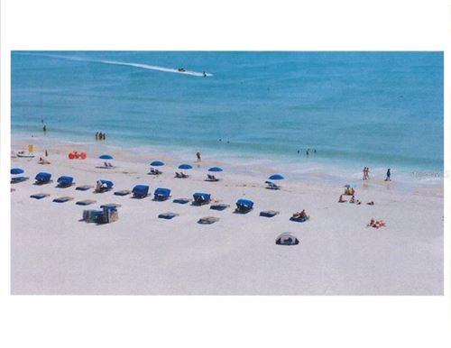 Photo of 4950 GULF BOULEVARD #805, ST PETE BEACH, FL 33706 (MLS # U8104882)