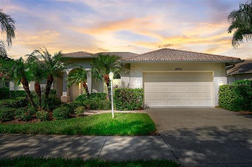 Photo of 4870 VIA SAN TOMASO, VENICE, FL 34293 (MLS # N6111883)