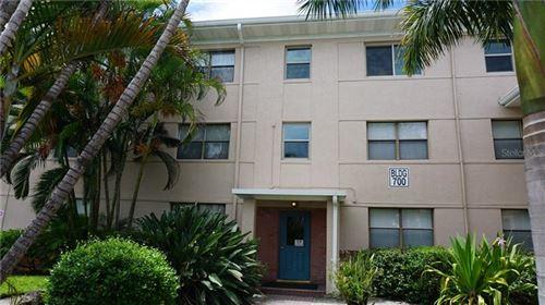 Photo of 6700 SUNSET WAY #704, ST PETE BEACH, FL 33706 (MLS # U8093883)