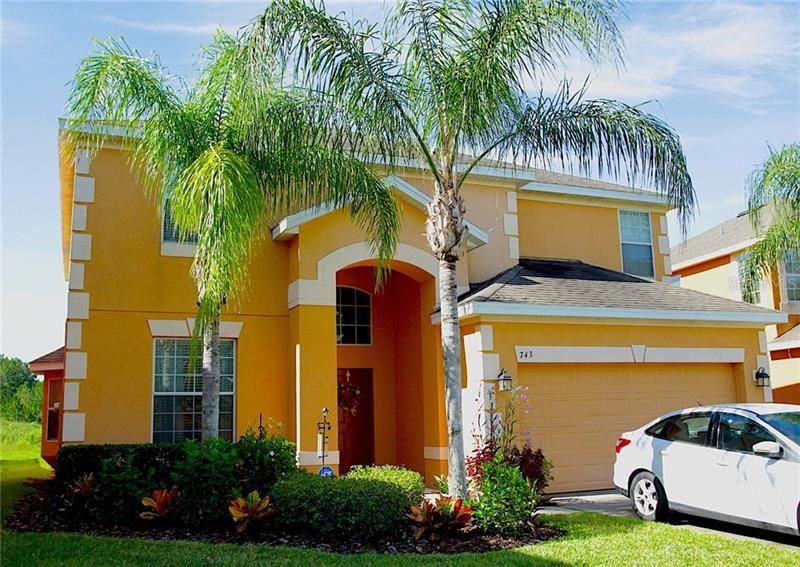 743 ORANGE COSMOS BOULEVARD, Davenport, FL 33837 - MLS#: O5806883