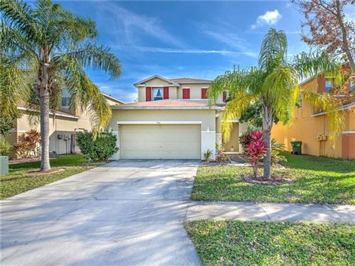 Photo of 9118 BELL ROCK PLACE, LAND O LAKES, FL 34638 (MLS # T3219884)