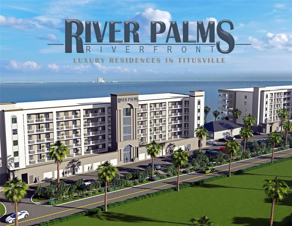 1825 RIVERSIDE DRIVE #203, Titusville, FL 32780 - #: O5866884