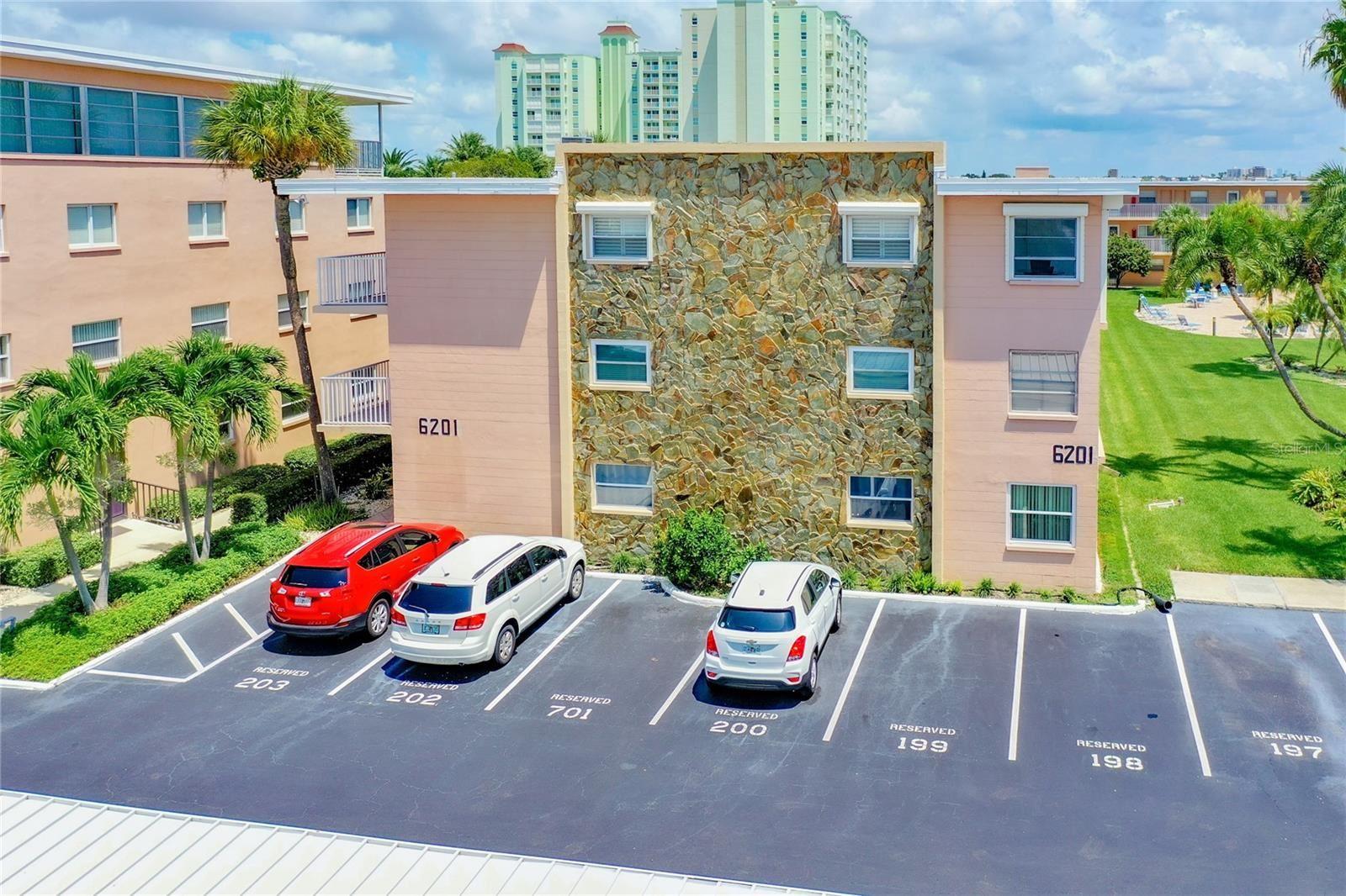 6201 2ND STREET E #71, Saint Pete Beach, FL 33706 - #: U8135884