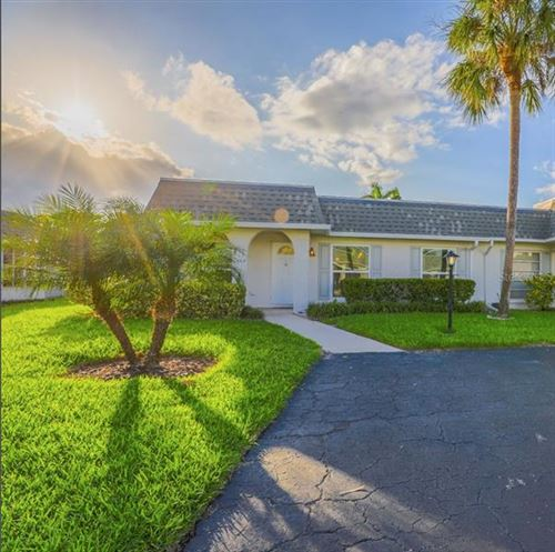Photo of 3408 41ST STREET W #17, BRADENTON, FL 34205 (MLS # A4451885)