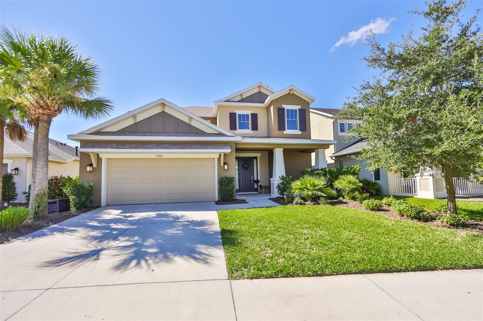 5763 LIATRIS CIRCLE, Sarasota, FL 34238 - #: A4513885