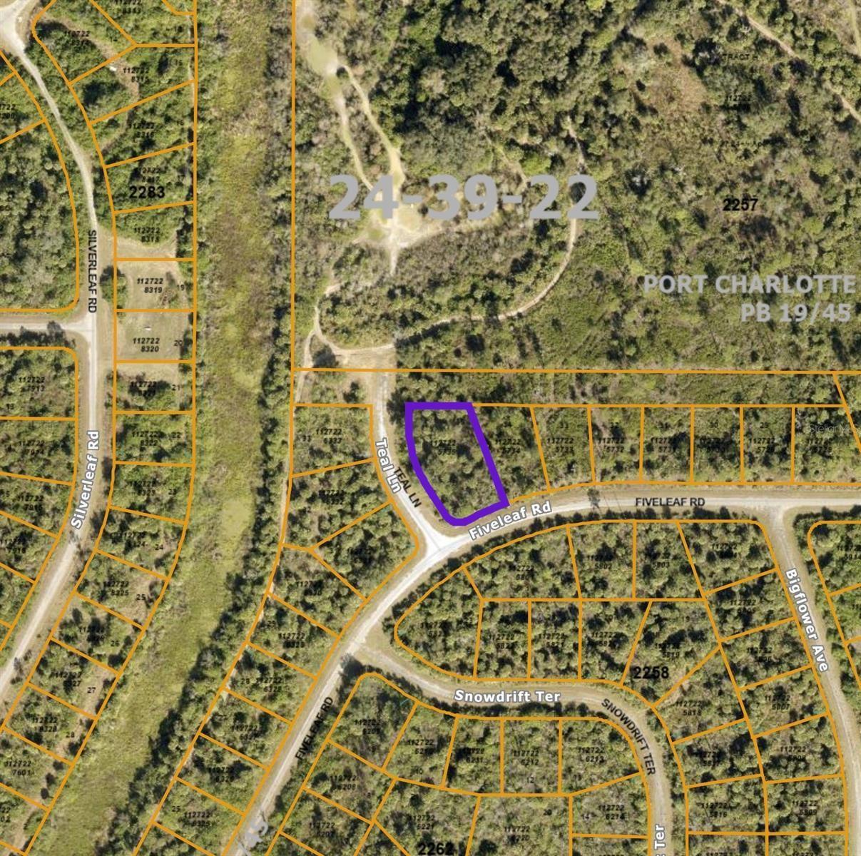 Photo of Lot 35 FIVELEAF ROAD, NORTH PORT, FL 34288 (MLS # A4512886)