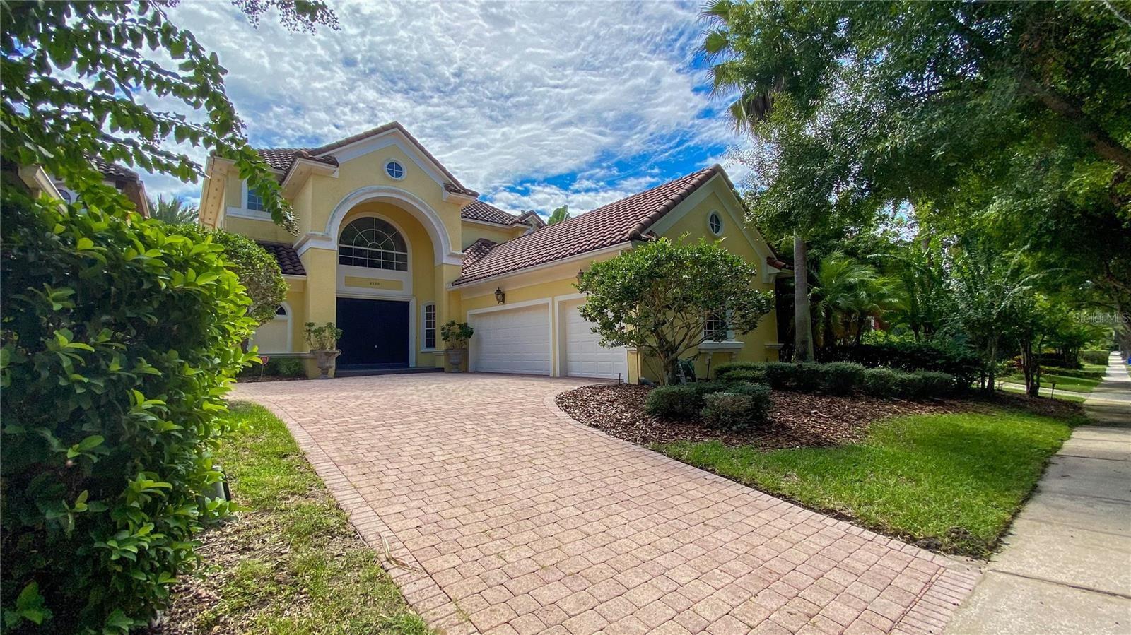 8126 FIRENZE BOULEVARD, Orlando, FL 32836 - #: S5057886