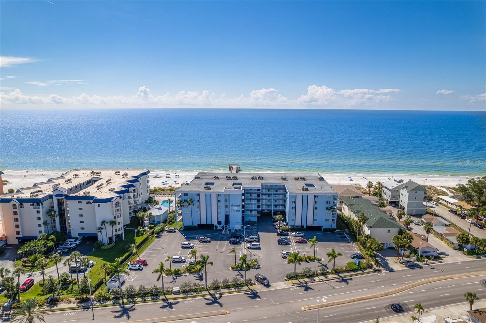 18500 GULF BOULEVARD #402, Indian Shores, FL 33785 - #: U8139887