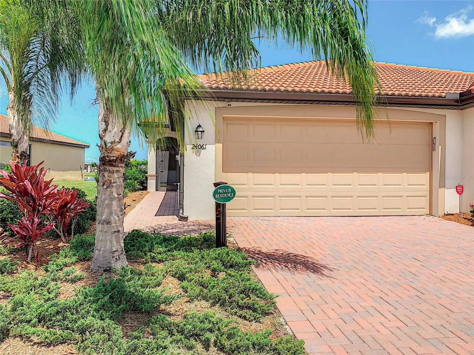 Photo for 24061 CANTERWOOD WAY, VENICE, FL 34293 (MLS # A4505888)