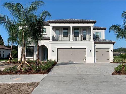 Photo of 2807 CORDOBA RANCH BOULEVARD, LUTZ, FL 33559 (MLS # J918889)