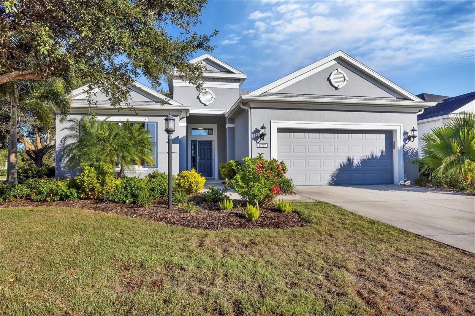 11707 GRAMERCY PARK AVENUE, Lakewood Ranch, FL 34211 - #: A4513889