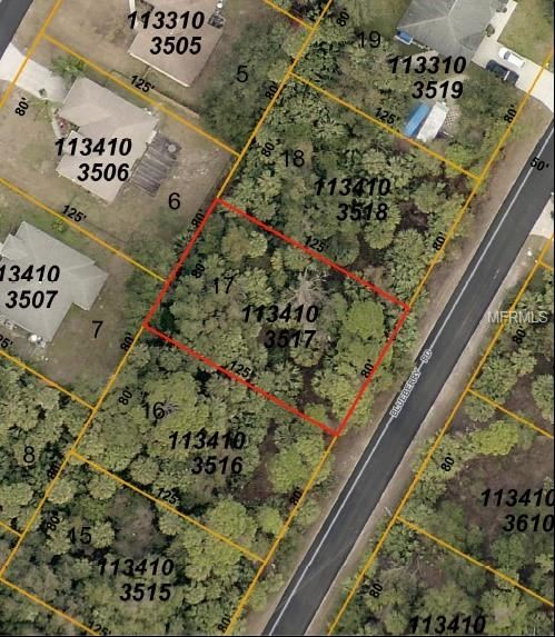 Photo of BLUEBERRY ROAD, NORTH PORT, FL 34288 (MLS # D6101889)