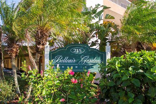 Photo of 215 VALENCIA BOULEVARD #202, BELLEAIR BLUFFS, FL 33770 (MLS # U8104890)
