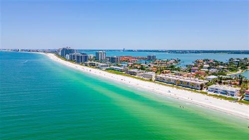 Photo of 3100 GULF BOULEVARD #134, BELLEAIR BEACH, FL 33786 (MLS # U8122892)