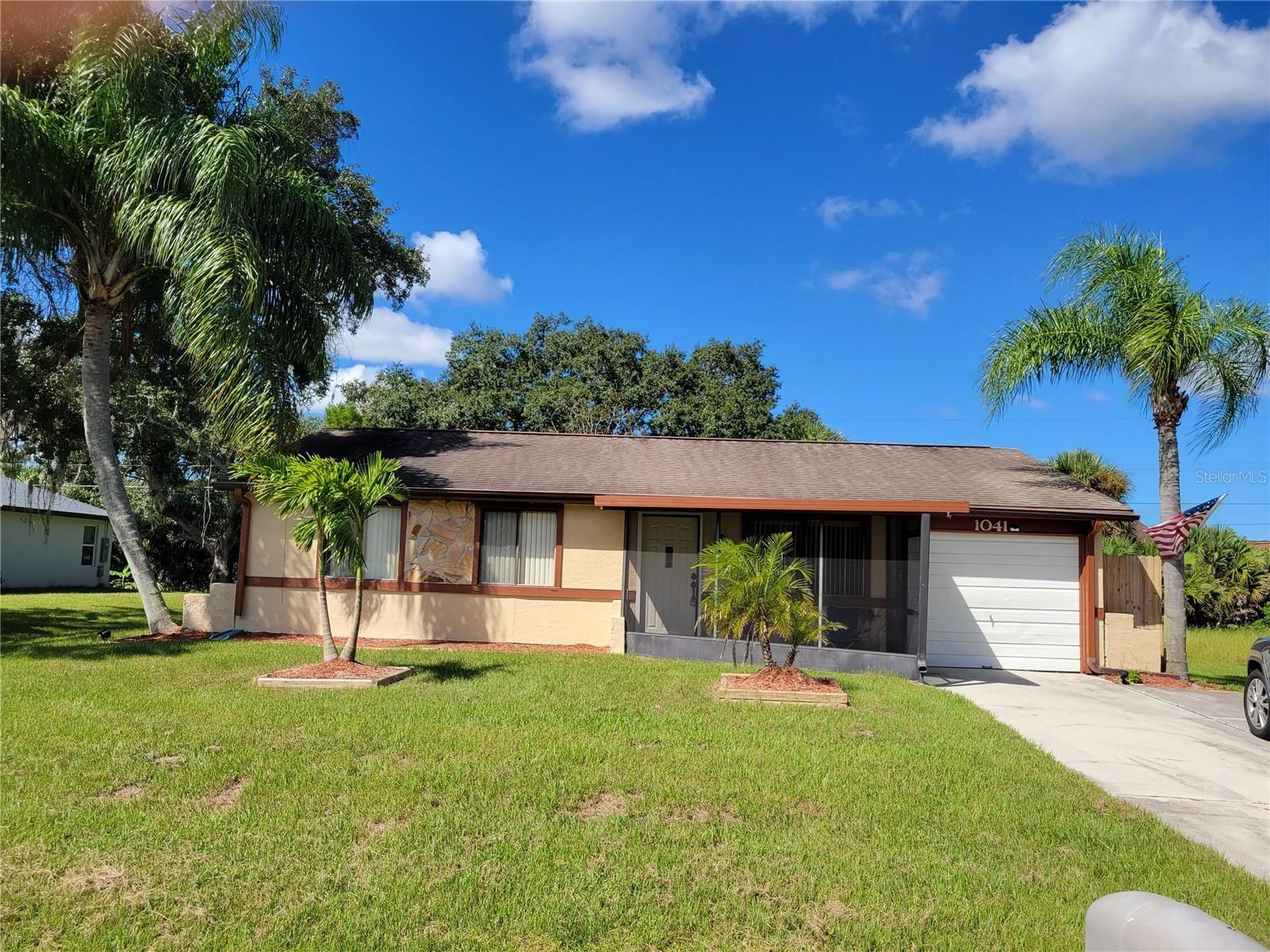 1041 GUILD STREET, Port Charlotte, FL 33952 - #: A4513892