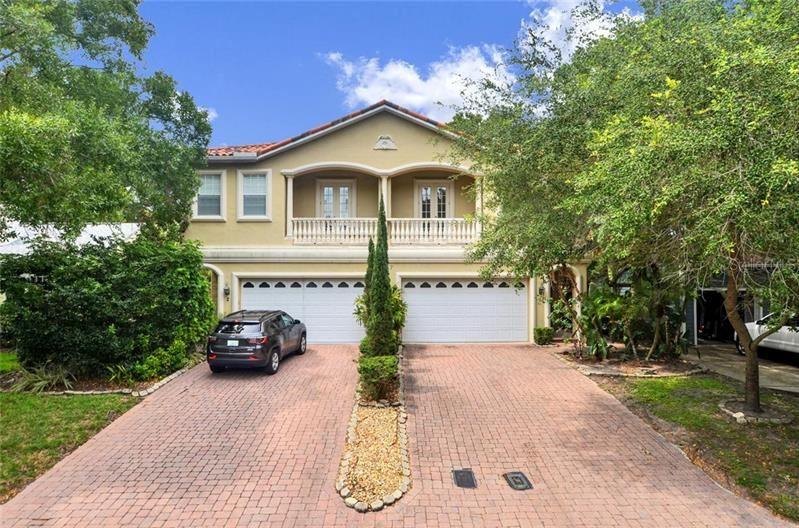 3507 W BARCELONA STREET #1, Tampa, FL 33629 - MLS#: T3245892