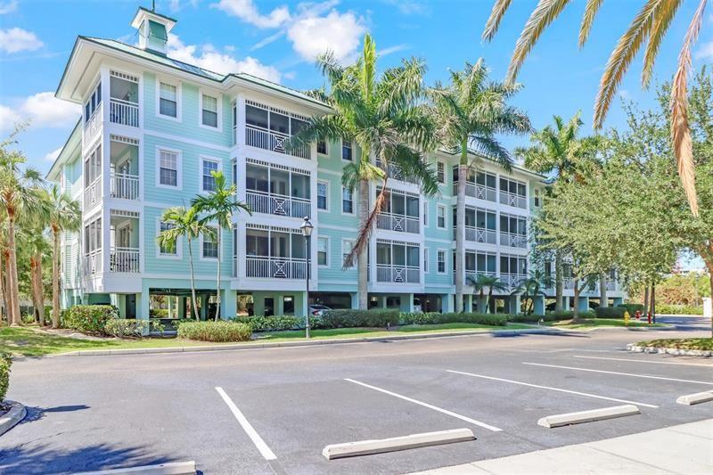 5115 MELBOURNE STREET #A-106, Port Charlotte, FL 33980 - MLS#: A4500893