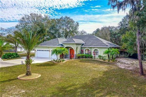 Photo of 2912 WILD WEST LANE, WIMAUMA, FL 33598 (MLS # T3284894)