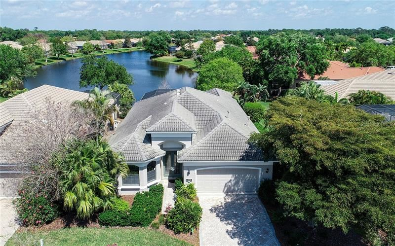 Photo of 1308 THORNAPPLE DRIVE, OSPREY, FL 34229 (MLS # A4463895)
