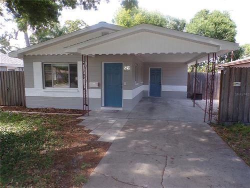 Photo of 5211 7TH AVENUE N, ST PETERSBURG, FL 33710 (MLS # U8122896)