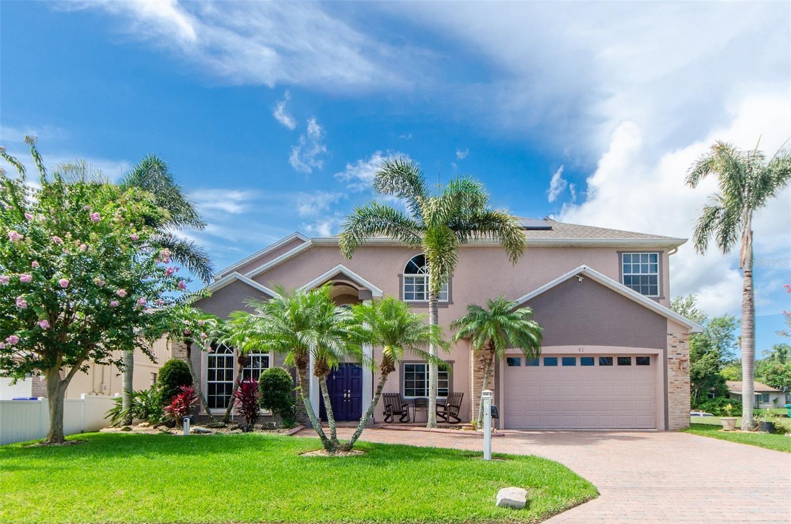 41 CYPRESS DRIVE, Palm Harbor, FL 34684 - #: U8130896