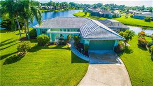Photo of 1740 N LAKESIDE COURT, VENICE, FL 34293 (MLS # A4444897)