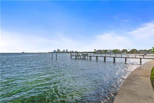 Photo of 123 BAY POINT DRIVE NE, ST PETERSBURG, FL 33704 (MLS # U8093898)