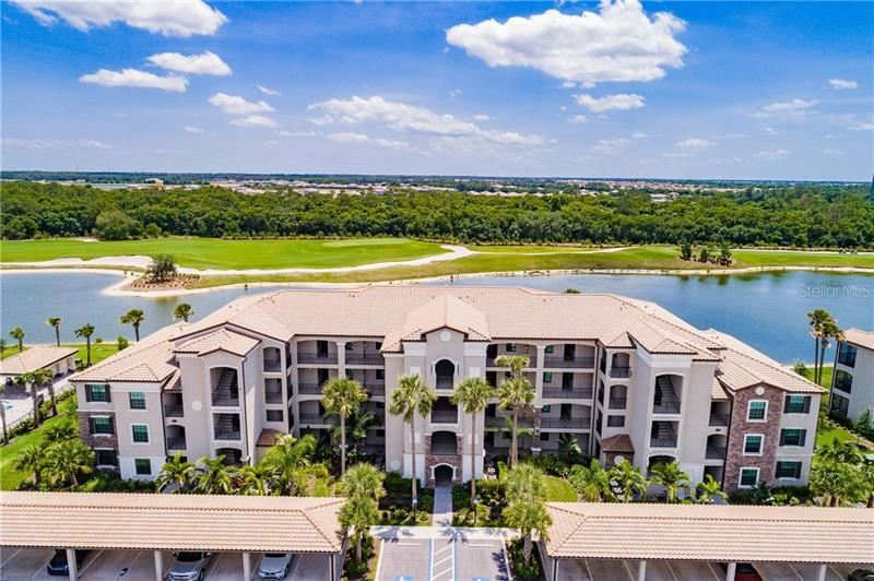 16904 VARDON TERRACE #207, Lakewood Ranch, FL 34211 - #: A4465898