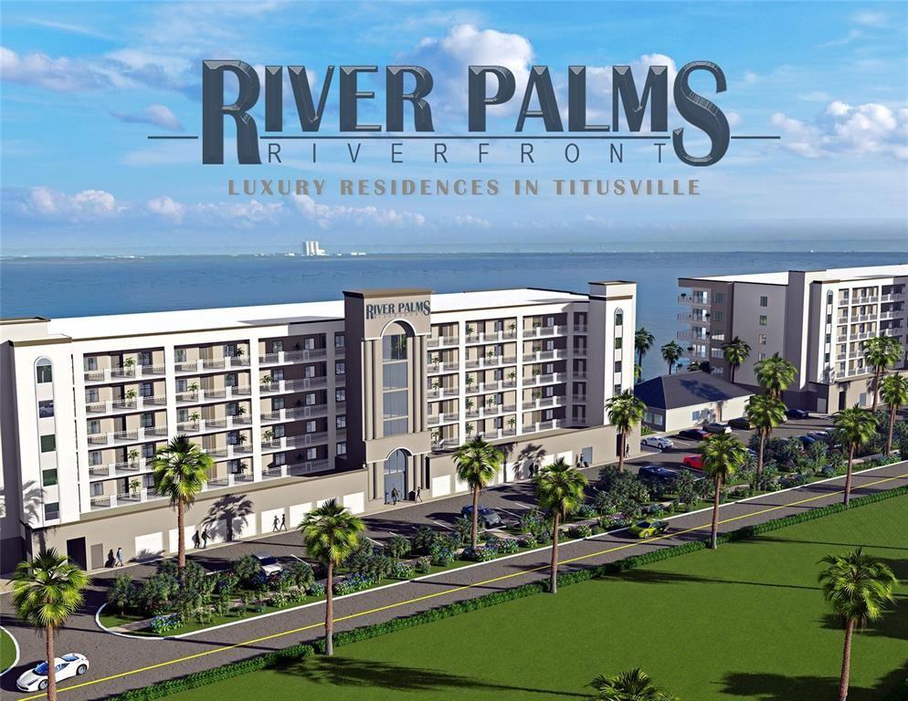 1825 RIVERSIDE DRIVE #201, Titusville, FL 32780 - #: O5866898