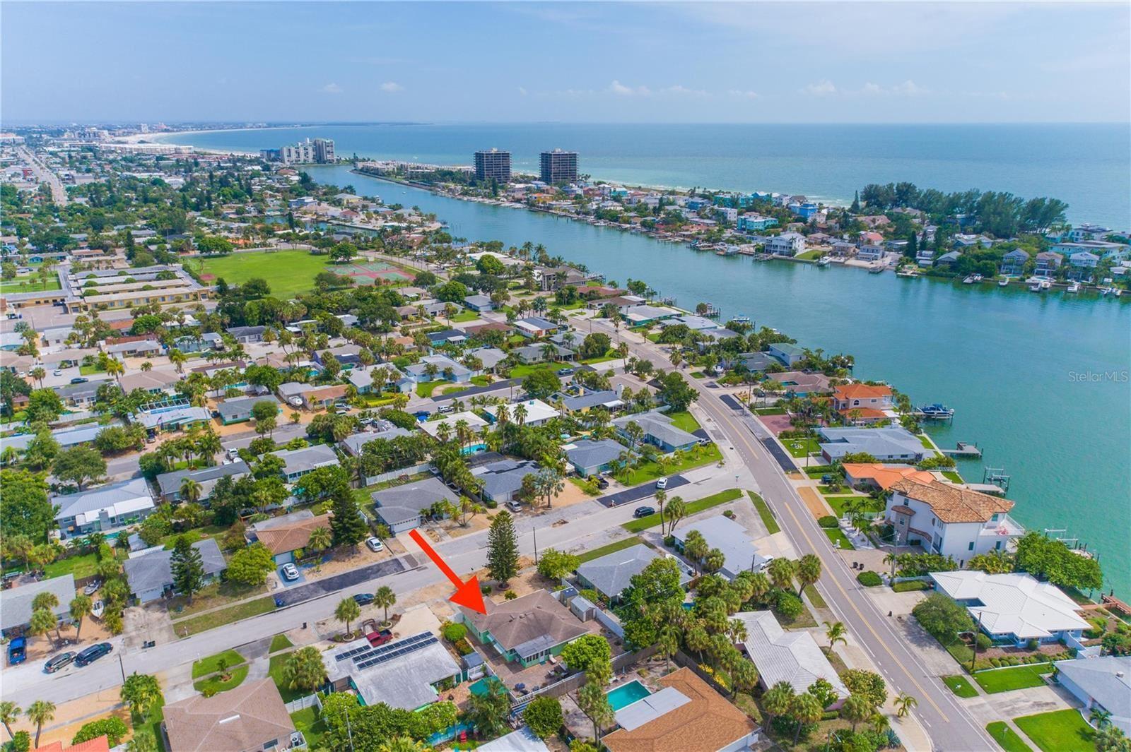 441 87TH AVENUE, Saint Pete Beach, FL 33706 - MLS#: U8129898