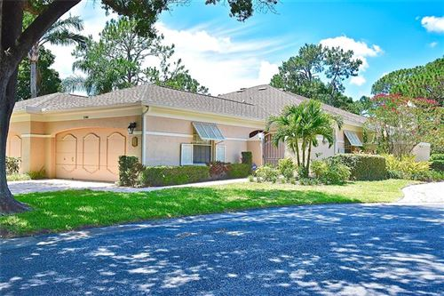 Photo of 5560 CHANTECLAIRE #12, SARASOTA, FL 34235 (MLS # A4500899)